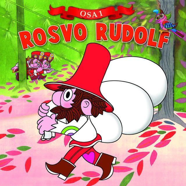 Rosvo Rudolf 1 - Jukka Virtanen