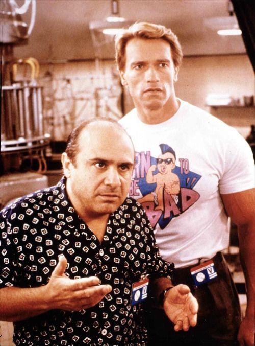 Danny DeVito & Arnold Schwarzenegger, Twins (1988)