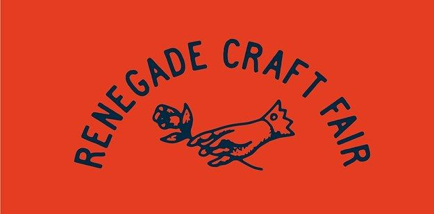 Renegade Craft Fair | 35 Indie Craft Fairs Every Creative Person Needs To Visit