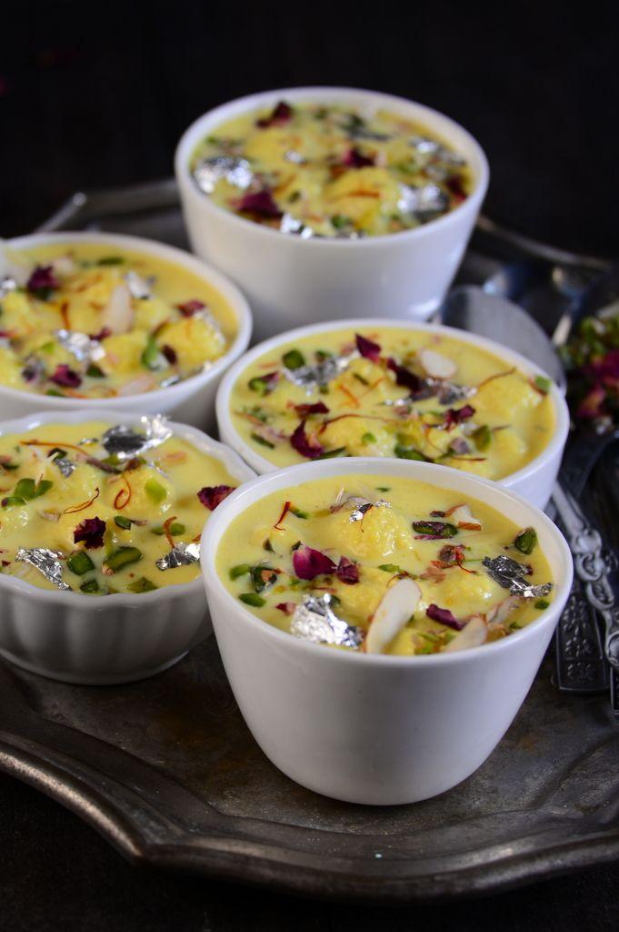 Dessert - Angoori Rasmalai                                                                                                                                                     More