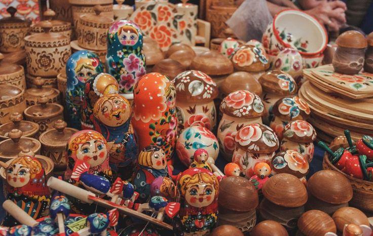 Russian Doll by Michael Moyseyanchik