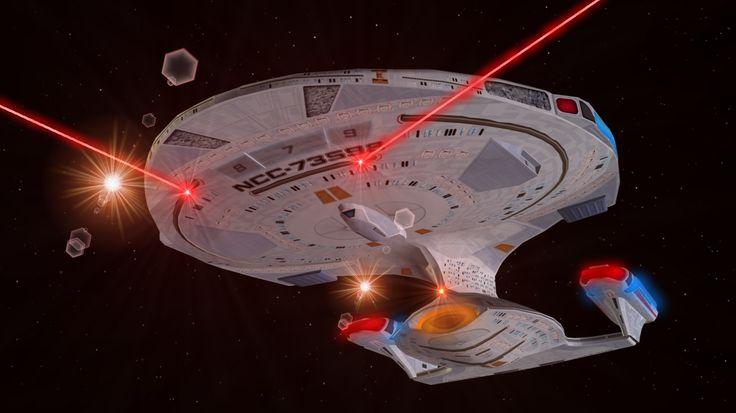 how to build ships in flash trek