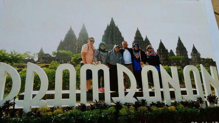 Prambanan Temple Yogyakarta - Indonesia.