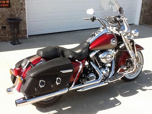 2009 Harley Davidson Road King Classic, Price:$14,500. Marshfield, Missouri #hd4sale #motorcycle