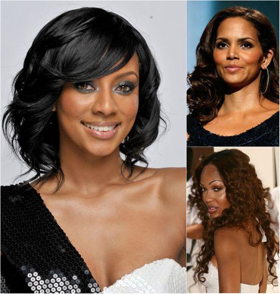 Terrific 1000 Ideas About Black Women Hairstyles On Pinterest Woman Hairstyles For Men Maxibearus