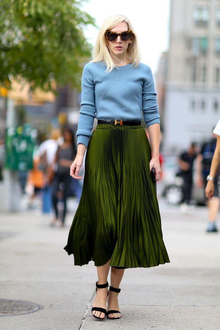 All the Best Street Style Outfits from Fall 2015 New York Fashion Week   StyleCaster