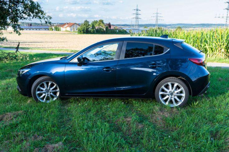 Mazda 3 SKYACTIV-G 120 Sports-Line als Limousine in Freiberg am Neckar
