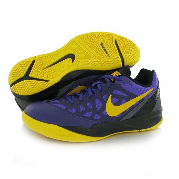 Sepatu Basket Nike Zoom Attero II merupakan salah satu Sepatu Basket Nike Original yang mengambil design low. Menggunakan design low yang mendukung setiap pergerakan lincah dalam pertandingan
