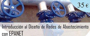 EPANET es un software libre, desarrollado por la EPA, que realiza simulaciones del comportamiento hidráulico y de la calidad del agua en redes de tuberías a presión. Una red puede estar constituida por tuberías, nudos (uniones de tuberías), bombas, válvulas y depósitos de almacenamiento o embalses.