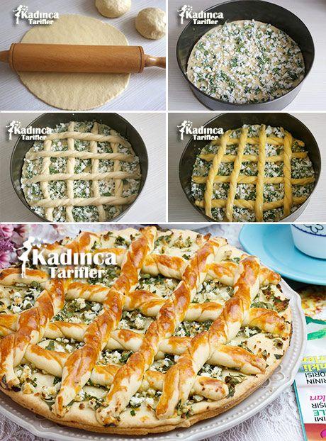 Peynirli Tart Tarifi