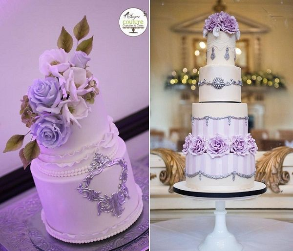 wedding cake lavender color 17 best ideas about lavender wedding cakes on 23064