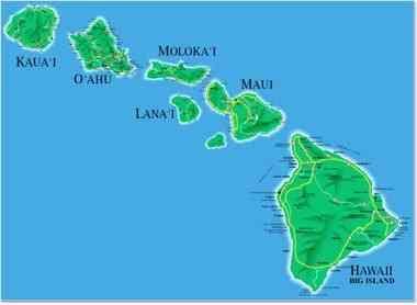#38 - Hawaii Islands   (Been to Kauai, Oahu, Molokai, Lanai, Maui (favorite) and Hawaii, the big island)