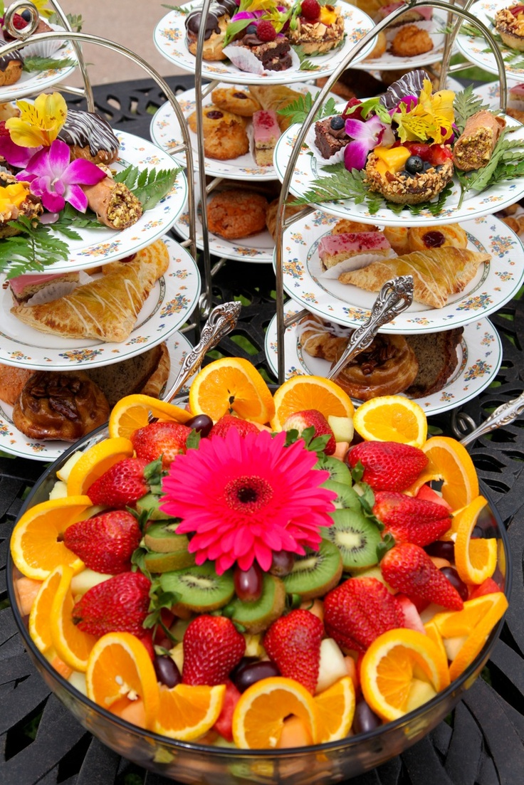 17 Best 1000 images about Wedding Brunch on Pinterest Drink display