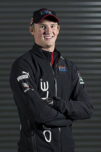 """Kyle Langford is excited about the prospect of an Australian challenge for the Auld Mug and says he is open to being on board. """"I'm still contracted to Oracle for a few more months but once that contract is finished I'll start talking to people about what team to join in the future,"""""""