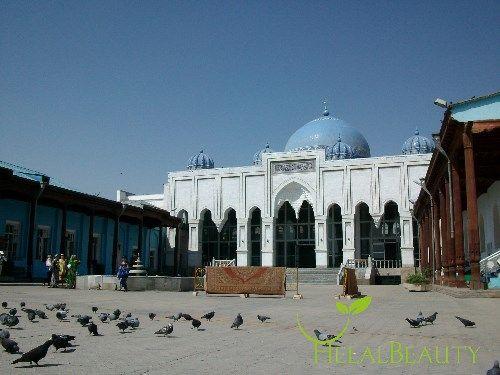 Blue Mosque, Khujand, Tajikistan - Blaue Moschee, Chudschand, Tadschikistan
