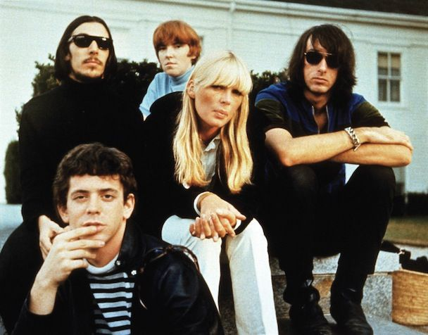 The Velvet Underground was inducted into the Rock and Roll Hall of Fame in 1996, by Patti Smith.