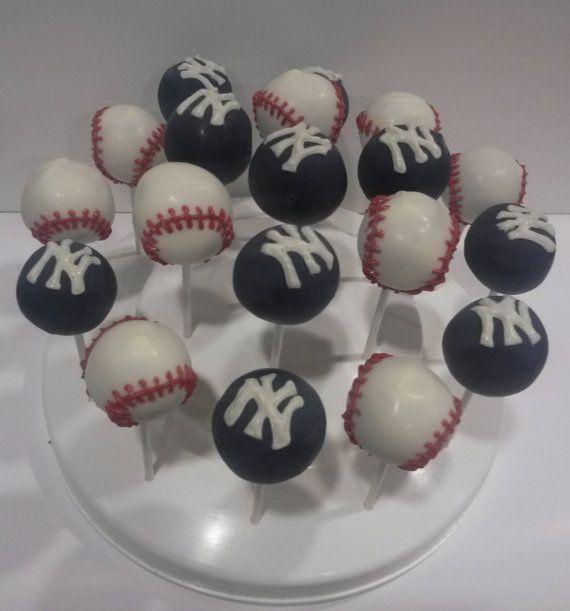 Best 25+ Baseball Cake Pops Ideas On Pinterest