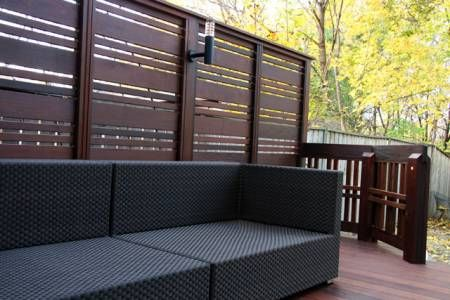 17 best images about privacy screens on pinterest decking arbors and copper. Black Bedroom Furniture Sets. Home Design Ideas