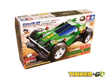 Mini 4wd Tamiya 18628 DASH 2 Burning Sun PRO - € 14,00