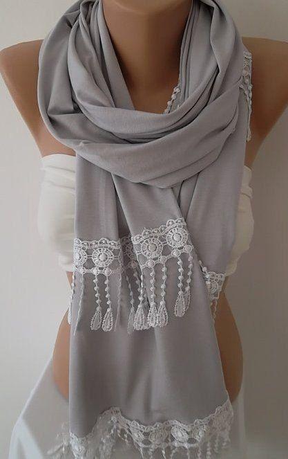 Unique Cotton Scarf Shawl Gift Scarf Women Gift Scarf