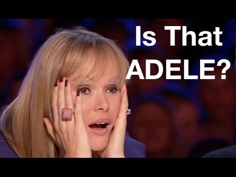 Best of ADELE COVER on Got Talent and X Factor - YouTube