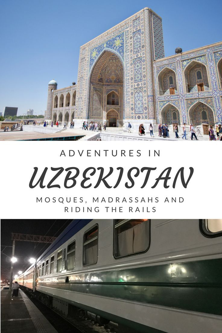 #Uzbekistan is a land of contrasts, steeped in centuries of history but with a recent Soviet legacy. I explored both on my trip to this incredible country.  Uzbekistan travel | Bukhara | Samarkand | Tashkent | Central Asia travel #Bukhara #Samarkand #Tashkent #CentralAsia