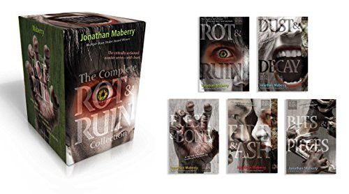 The Complete Rot & Ruin Collection: Rot & Ruin; Dust & Decay; Flesh & Bone; Fire & Ash; Bits & Piece