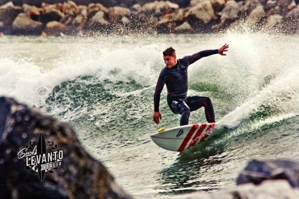 Photo by #SurfLevanto Italia