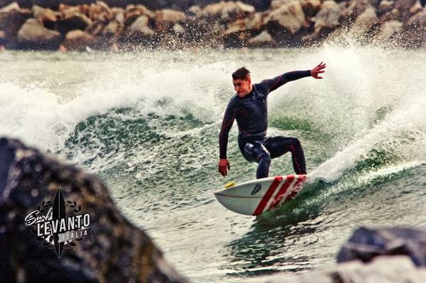 Photo by #SurfLevanto Italia