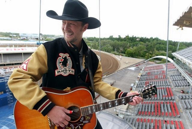 Paul Brandt headlined the Grandstand Show at the Calgary Stampede