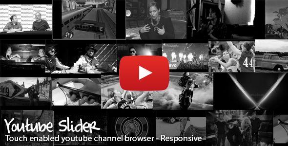 Youtube+Slider