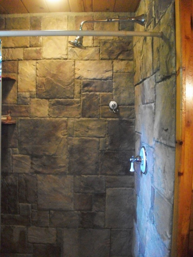 1000 Ideas About Stone Shower On Pinterest Shower Trays
