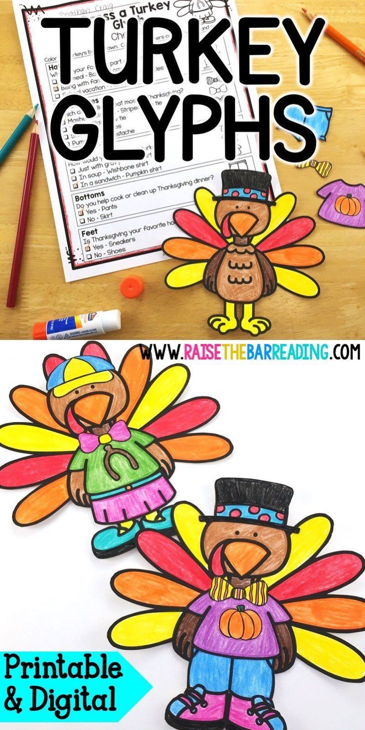 Thanksgiving Activities for Elementary Students ...