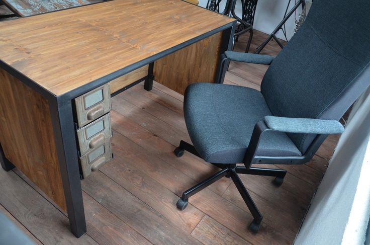 25 best bureau bois ideas on pinterest bureau design bois mod le petit bu - Petit bureau vintage ...