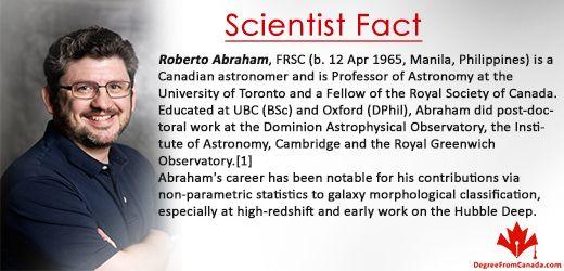 #ScientistFact #scientist #fact #abraham Via DegreeFromCanada