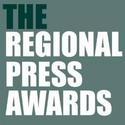 Alumnus Martin George has been shortlisted for Specialist Writer of the Year in regional press awards