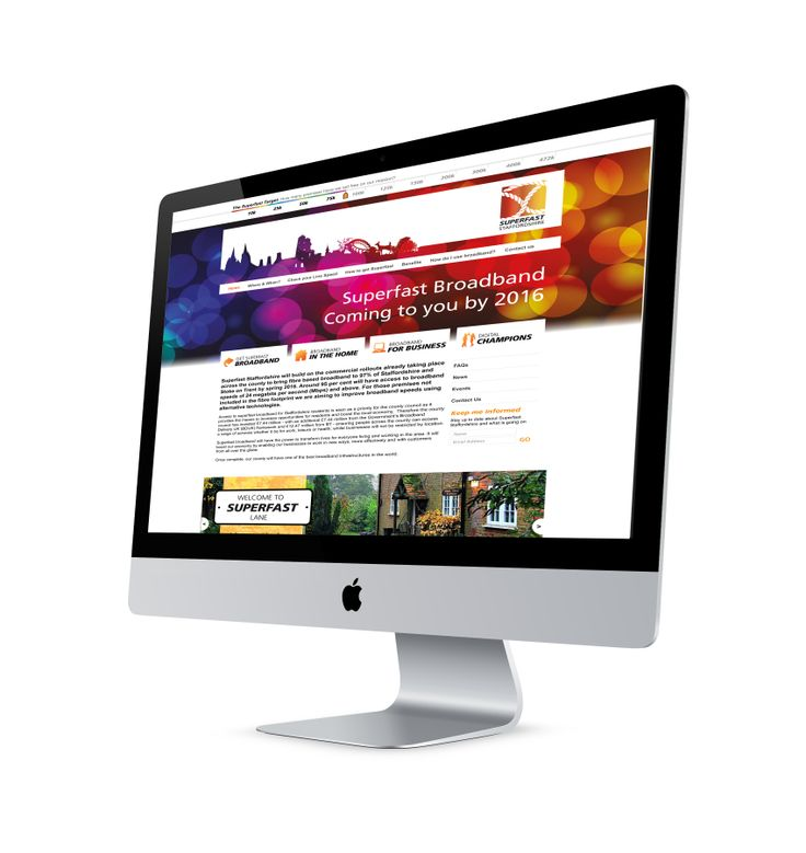 Council Website Design - http://council.visionict.com