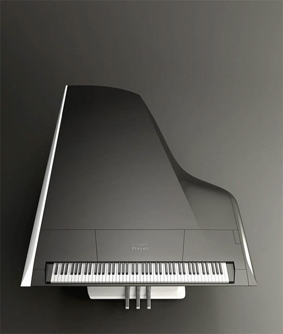 Piano design by Peugeot