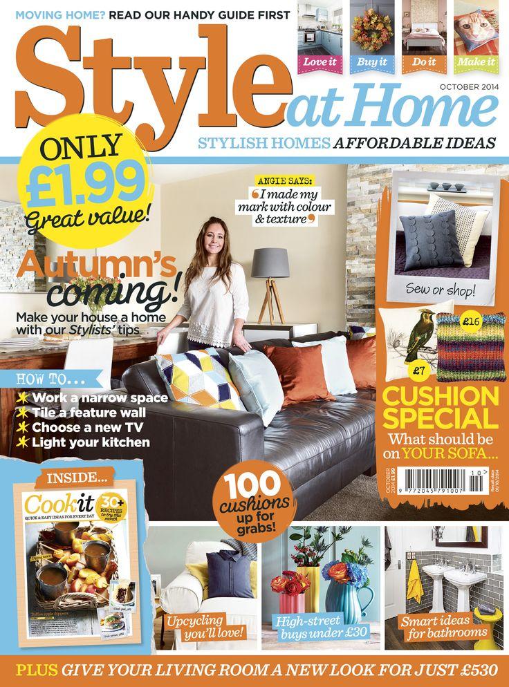 Magazine Home Style