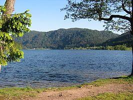 Het meer van Longemer
