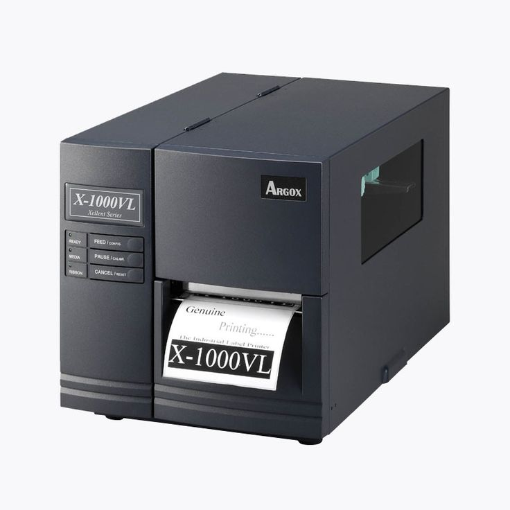 Original Argox X-1000VL industrial sticker printer machine 104mm impresora de etiquetas barcode transfer label printer #Affiliate