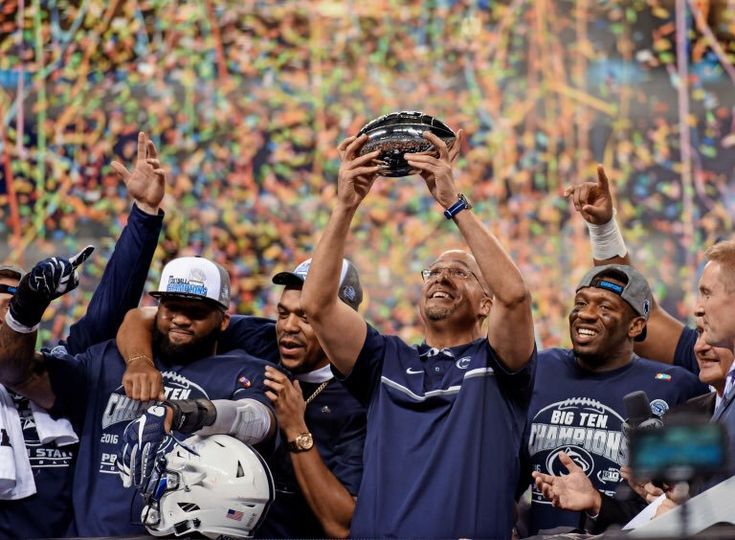 Penn State Trying To Lock Up James Franklin For The Foreseeable Future?
