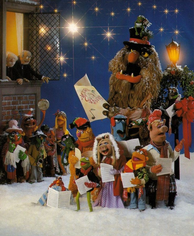 1000 Images About December Muppets Christmas On Pinterest: Muppet Babies, Jim Henson
