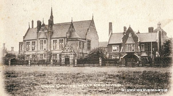 The Workhouse in West Bromwich, Stafford