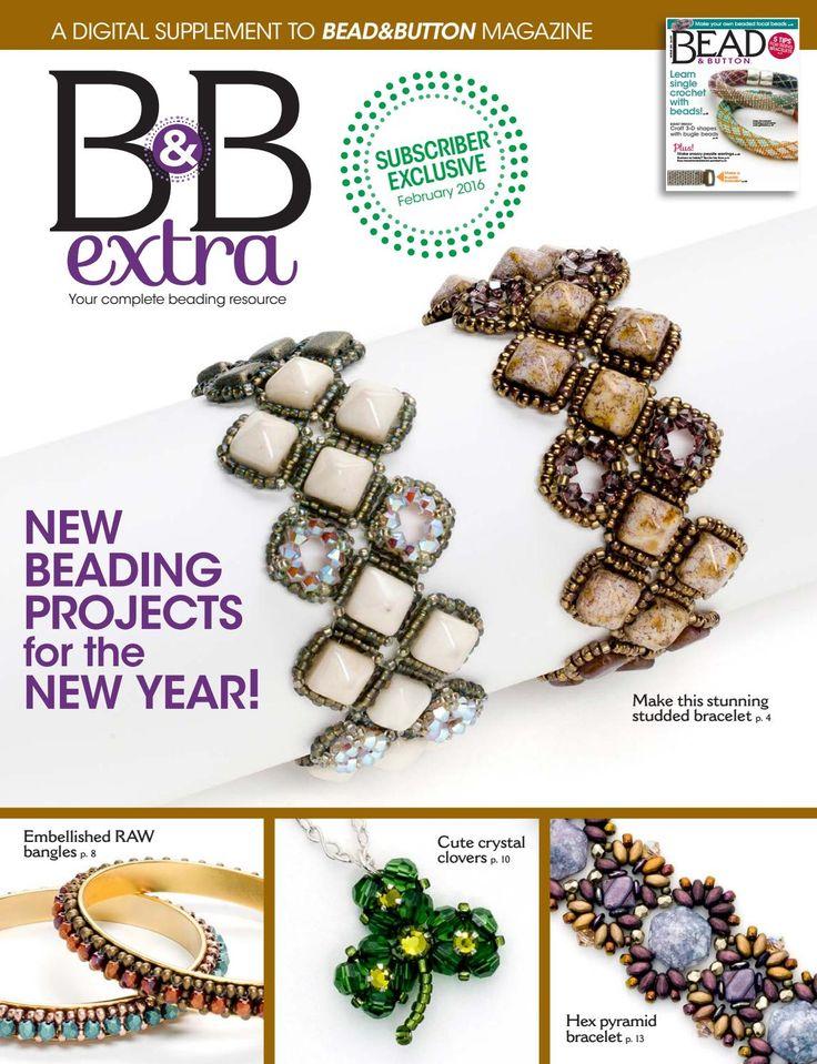 Bead&button extra 2016 02