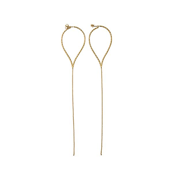 Wear something glamorous at Christmas Eve -  #Cadenzza earrings #DesignerOutletParndorf