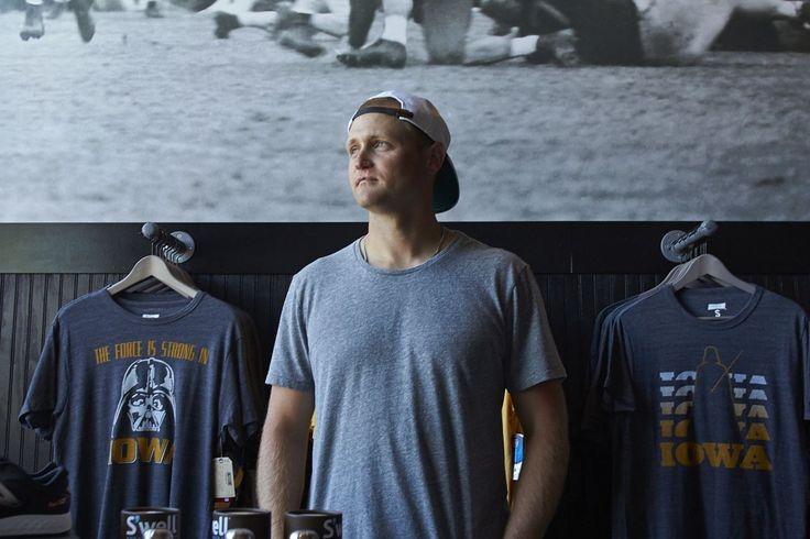 Former San Diego Chargers kicker Nate Kaeding had some plans for this hometown.