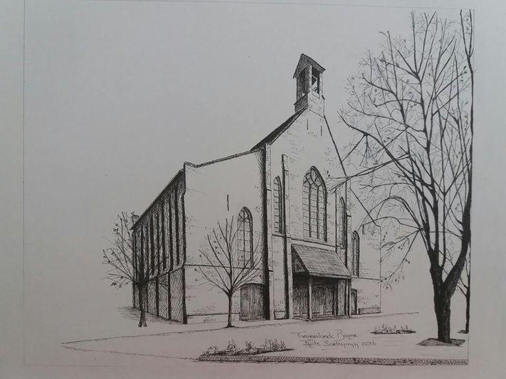 Theresiakerk, Borne (o) Holland