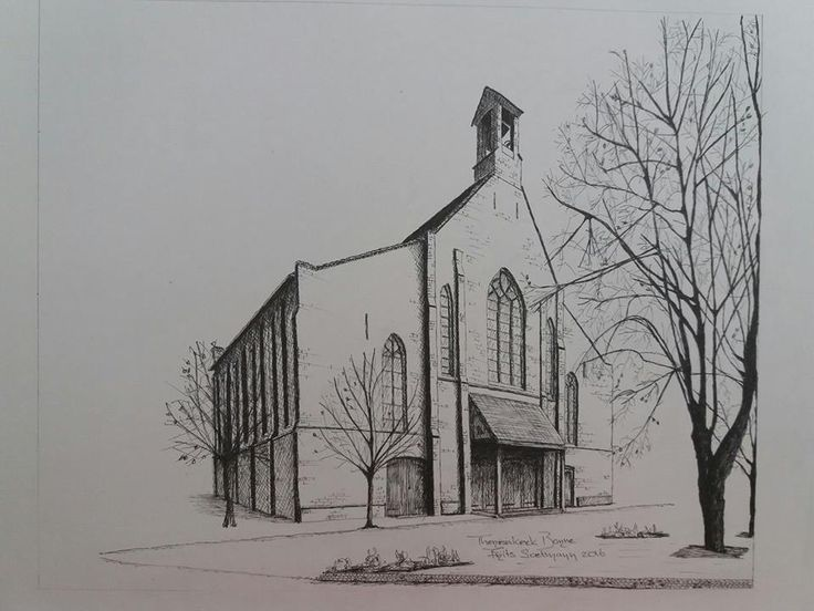 Theresiakerk, Borne (o) Holland-SOLD!!