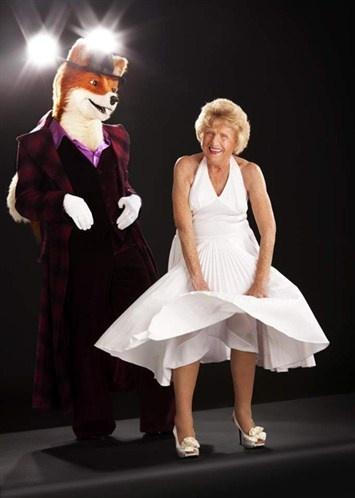 Mr Foxy & TOWIE's Nanny Pat